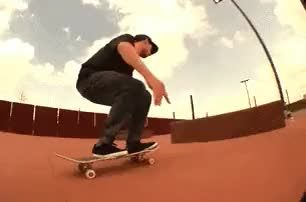Watch and share Nollie 180 Heelflip GIFs and Traffic Skateboards GIFs on Gfycat