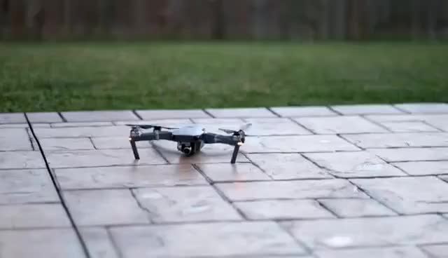 Watch Mavic Pro First Flight GIF on Gfycat. Discover more related GIFs on Gfycat