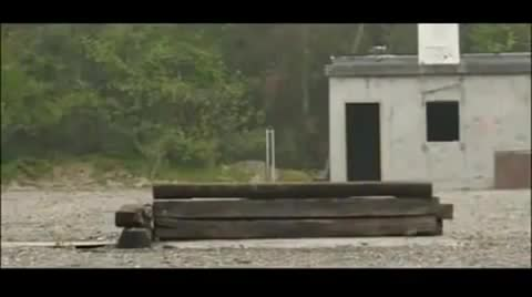 Watch and share Rheinmetall AB HGr - Air Burst Handgrenade - Stops, Jumps, Explodes (reddit) GIFs on Gfycat