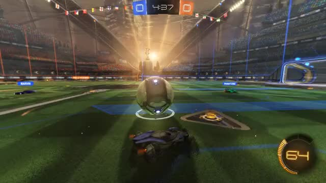 Watch Shot 2: IJ. GIF by Gif Your Game (@gifyourgame) on Gfycat. Discover more Gif Your Game, GifYourGame, IJ., Rocket League, RocketLeague, Shot GIFs on Gfycat