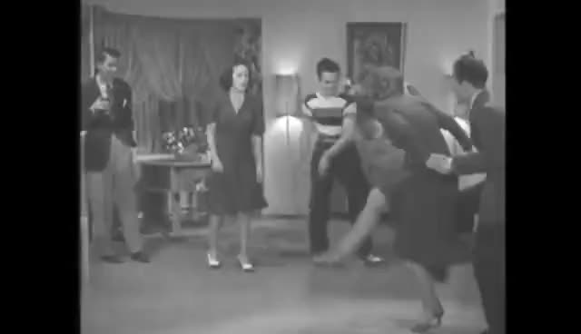 Watch Swing Dance  1940 GIF on Gfycat. Discover more related GIFs on Gfycat