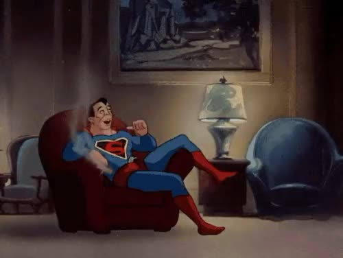 "Watch Superman (1941),""Showdown"" GIF on Gfycat. Discover more 1941, animation, cartoons, film, gif, max fleischer, my gif, ok then, short film, showdown, superman, superman gif, vintage GIFs on Gfycat"