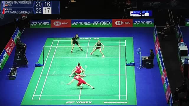 Watch and share All England 2019 GIFs and Badminton GIFs on Gfycat