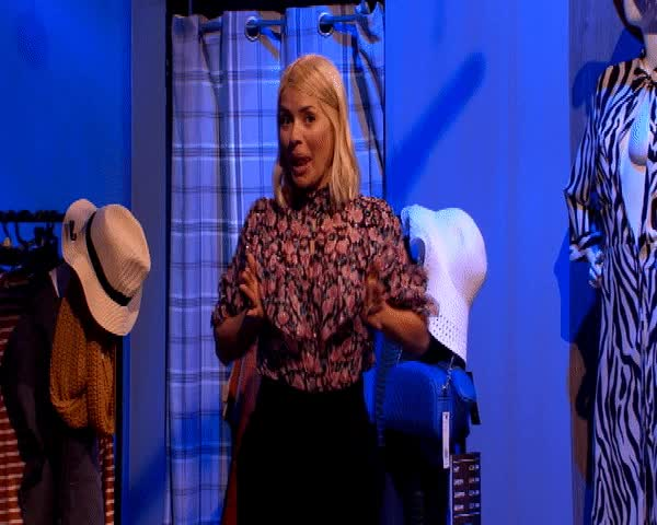 Watch Holly Willoughby GIF on Gfycat. Discover more related GIFs on Gfycat