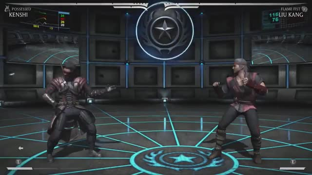 Watch and share MKX - Demonic Strike GIFs by 76sup on Gfycat