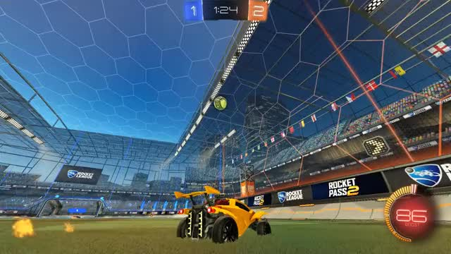 Watch and share Rocket League 2019.03.15 - 16.51.19.01 Trim GIFs on Gfycat