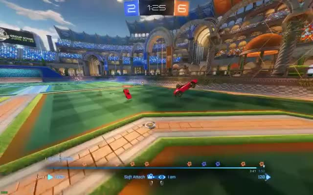 Watch and share Rocket League GIFs and Mindgame GIFs by isaac.als on Gfycat