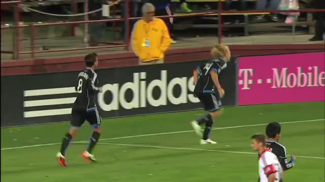 Watch and share San Jose Earthquakes 2012 Goals GIFs by andrei on Gfycat