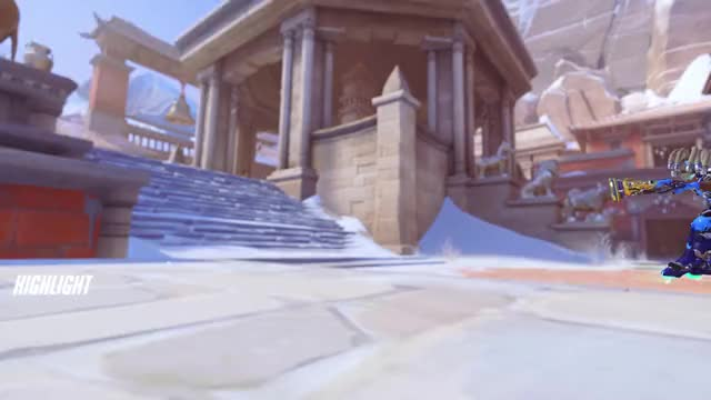 Watch and share Overwatch GIFs by Alex on Gfycat