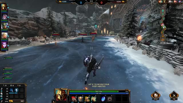 Watch and share Smite GIFs by Roadie on Gfycat