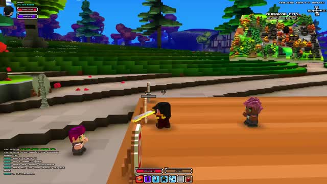 Watch Cube World 32 Fire Spirits GIF on Gfycat. Discover more CubeWorld, cubeworld GIFs on Gfycat