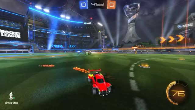 Watch Goal 1: CarrotG GIF by Gif Your Game (@gifyourgame) on Gfycat. Discover more CarrotG, Gif Your Game, GifYourGame, Rocket League, RocketLeague GIFs on Gfycat