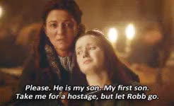 Watch and share Olaf The Snowman GIFs and Catelyn Stark GIFs on Gfycat