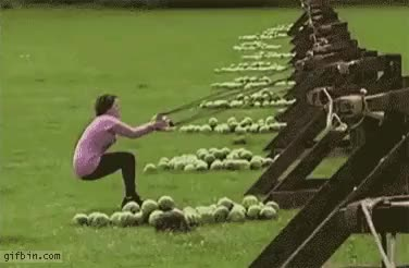 Watch and share Be Careful Of The Recoil On That  Big Gun GIFs on Gfycat