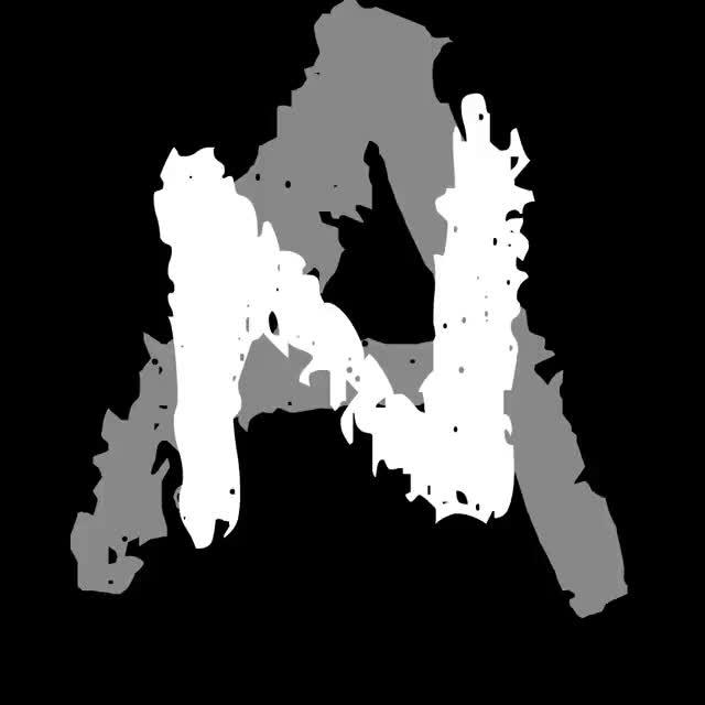 Watch and share Na-logo-bw GIFs on Gfycat