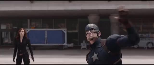 Watch and share Captain America GIFs by Notias1 on Gfycat