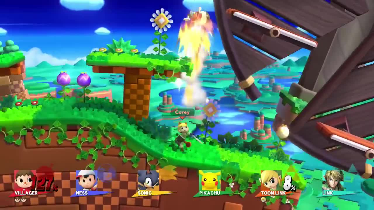 Super Smash Bros For Nintendo 3ds And Wii U Video Game Gifs Search