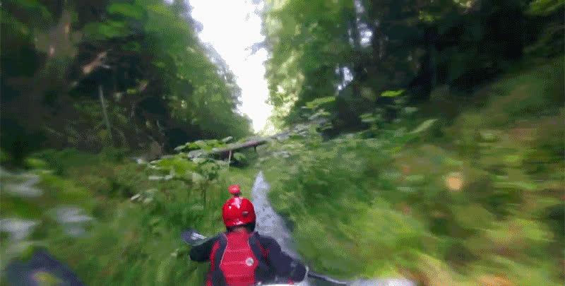 crazy, kayak, Tandem Kayak GIFs
