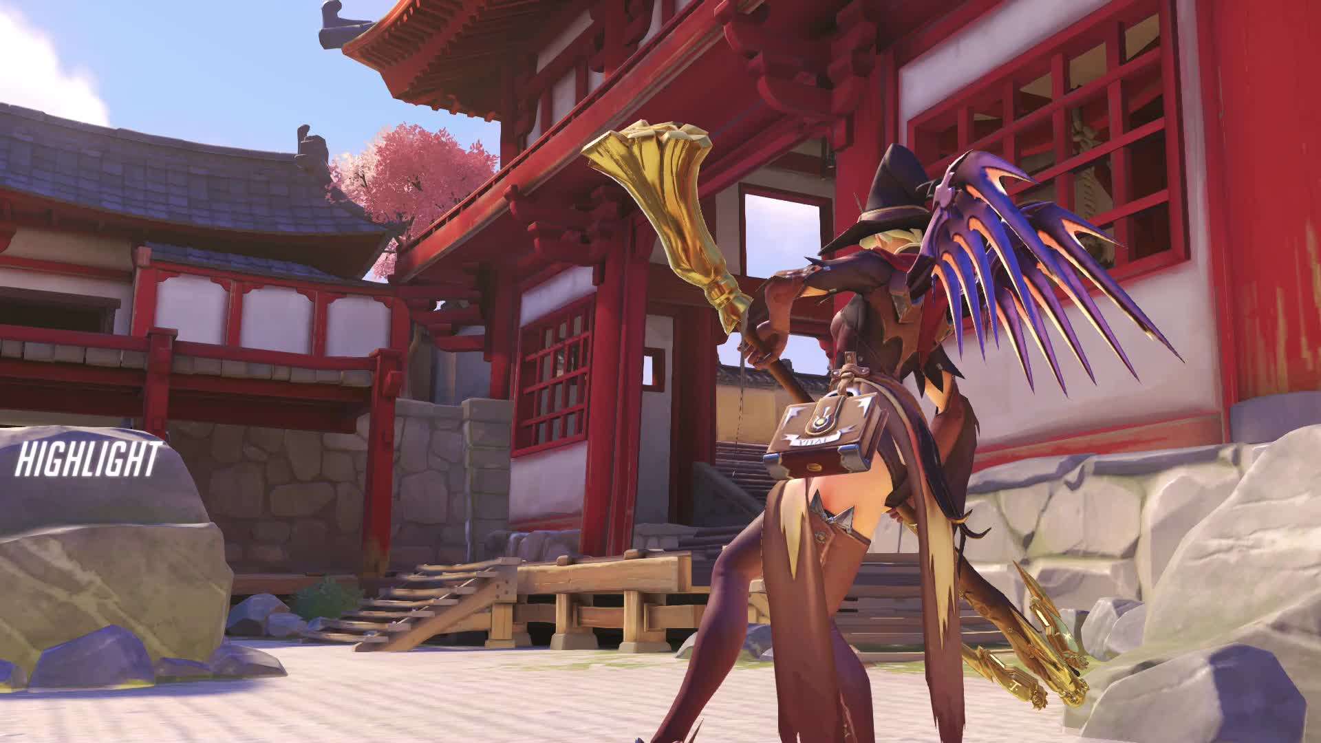 ana, highlight, mercy, overwatch, mercy in gaming chair GIFs