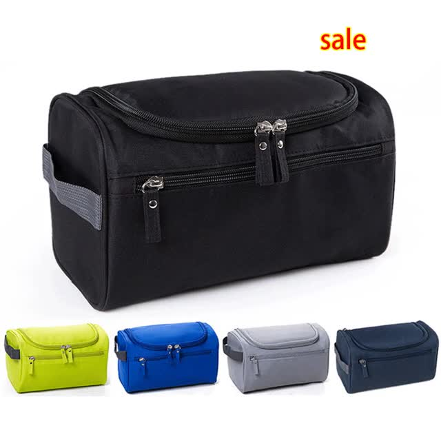 Watch and share Waterproof Hanging Makeup Bag Nylon Travel GIFs on Gfycat