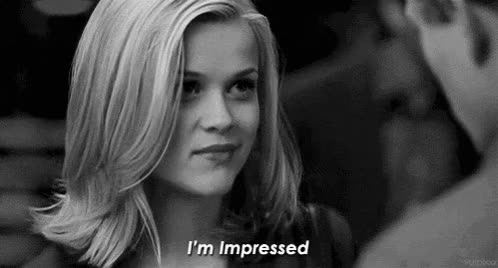Watch and share Reese Witherspoon GIFs by Reactions on Gfycat