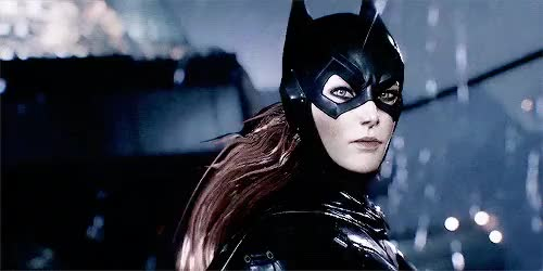 Watch and share Arkham Spoilers GIFs and Barbara Gordon GIFs on Gfycat