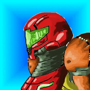 Watch Samus Aran animated by Xnessax GIF on Gfycat. Discover more related GIFs on Gfycat