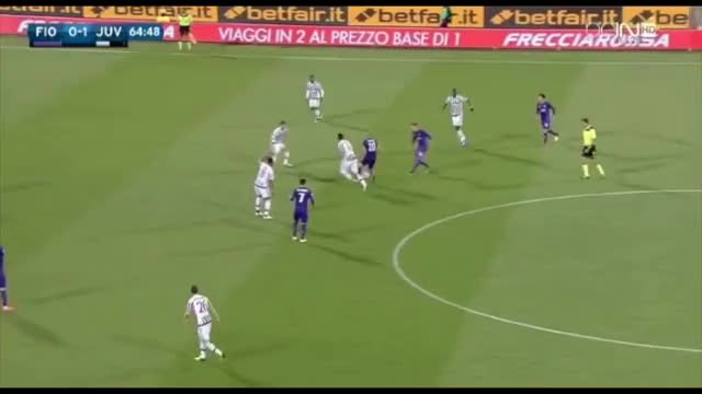 Watch and share Paul Pogba Destroys Fiorentina GIFs on Gfycat