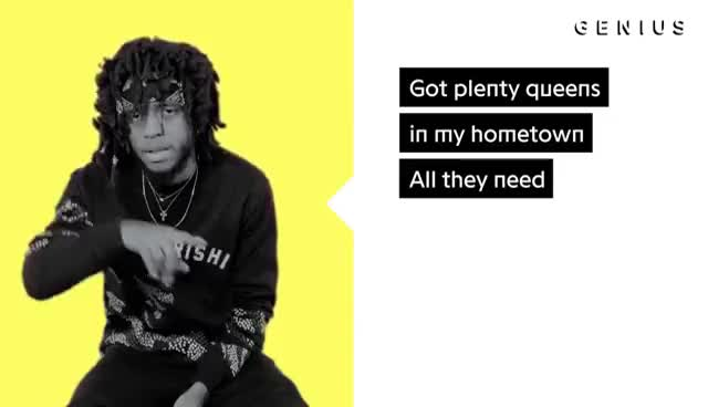 "Watch 6LACK ""PRBLMS"" Official Lyrics & Meaning 