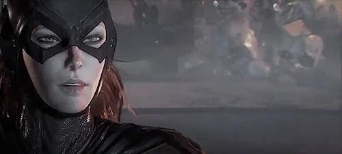 Watch and share Detective Comics GIFs and Batgirl Is Cool GIFs on Gfycat