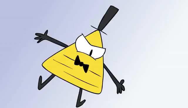 Watch Bill Cipher's squats GIF on Gfycat. Discover more related GIFs on Gfycat