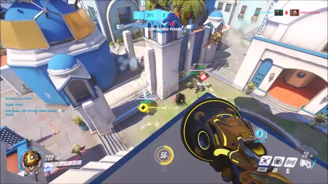 Overwatch lucio play of the game video