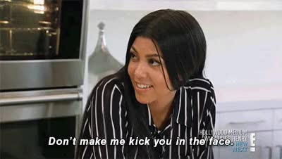 Watch and share Kourtney Kardashian GIFs on Gfycat