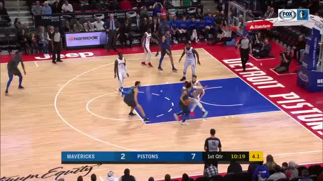 Watch brunson-pistons GIF by @dirk41 on Gfycat. Discover more Dallas Mavericks, Detroit Pistons, basketball GIFs on Gfycat