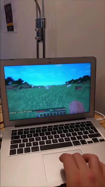 Watch Microbit + Minecraft Server = Fun GIF on Gfycat. Discover more microbit, minecraft GIFs on Gfycat