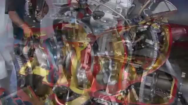 Watch and share Pratt & Whitney R-2800 Double Wasp [640x360] (reddit) GIFs on Gfycat