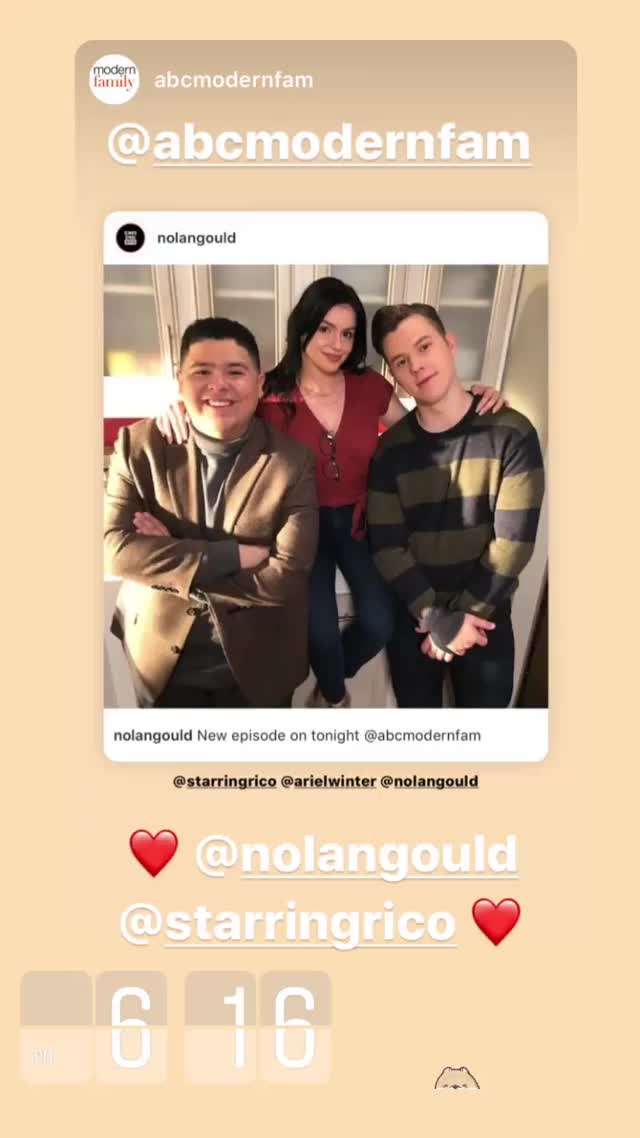 Watch and share Rico Rodriguez GIFs and Ariel Winter GIFs by Charles Carmichael on Gfycat