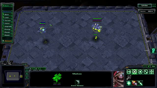 Watch and share Starcraft GIFs by Wally on Gfycat