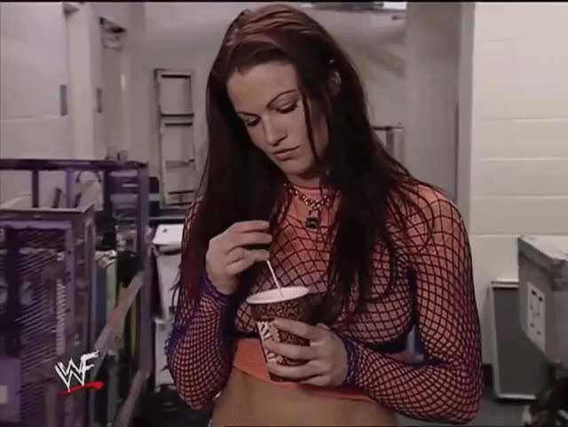 Watch and share Amy Dumas GIFs and Backstage GIFs by wweman4ever on Gfycat
