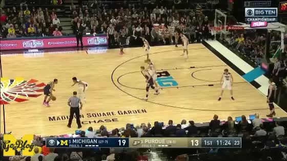 Watch and share Big Ten Tournament GIFs and Basketball GIFs by MGoBlog on Gfycat