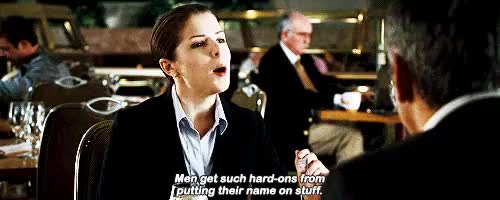 Watch and share Anna Kendrick GIFs and Up In The Air GIFs on Gfycat