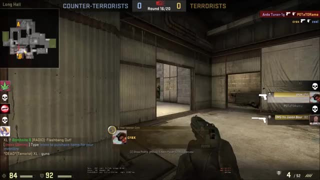 Watch and share Guy On A Retakes Server Gets CSGO'd (reddit) GIFs on Gfycat