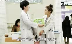 Watch and share When I See Yonggyu GIFs and Emergency Couple GIFs on Gfycat