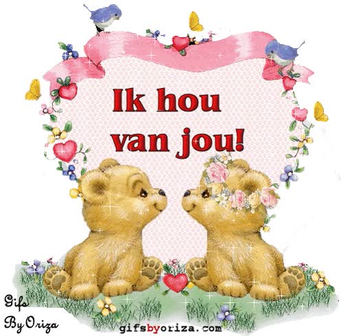 Watch and share Fijne Valentijnsdag - Gifs animated stickers on Gfycat