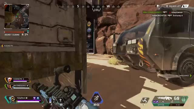 Watch this GIF by Gamer DVR (@xboxdvr) on Gfycat. Discover more ApexLegends, FalsePerm, gamer dvr, xbox, xbox one GIFs on Gfycat