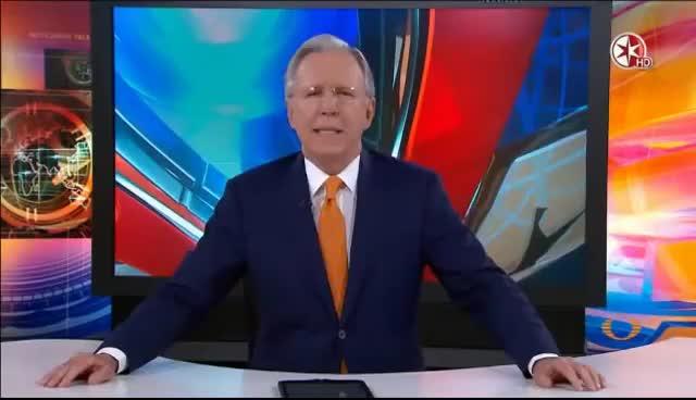 Watch and share Joaquin López Dóriga Deja El Noticiero De Televisa. Anuncio Oficial 2016 GIFs on Gfycat