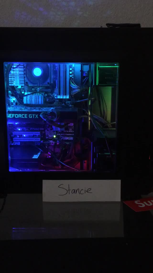 Watch NZXT Hue+ GIF by stance on Gfycat. Discover more battlestations GIFs on Gfycat