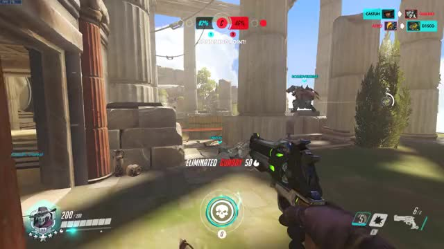 Watch hehexd-notasgoodaskiwi GIF by @castuh on Gfycat. Discover more overwatch GIFs on Gfycat
