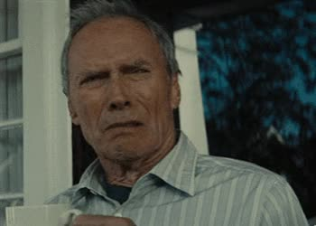 Watch and share Eastwood GIFs by LOOKS ARE EVERYTHING on Gfycat
