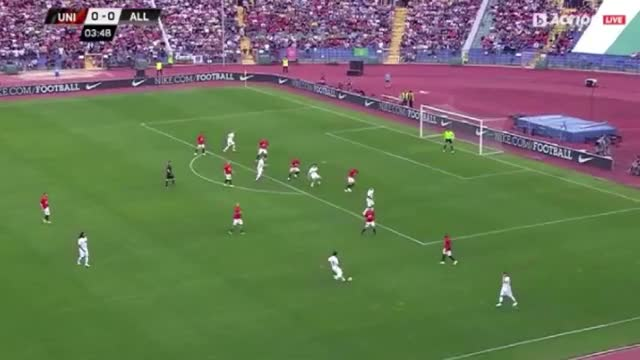 Watch and share David Trezeguet Fantastic Goal (0-1) - Berbatov Vs Figo Charity Match GIFs on Gfycat